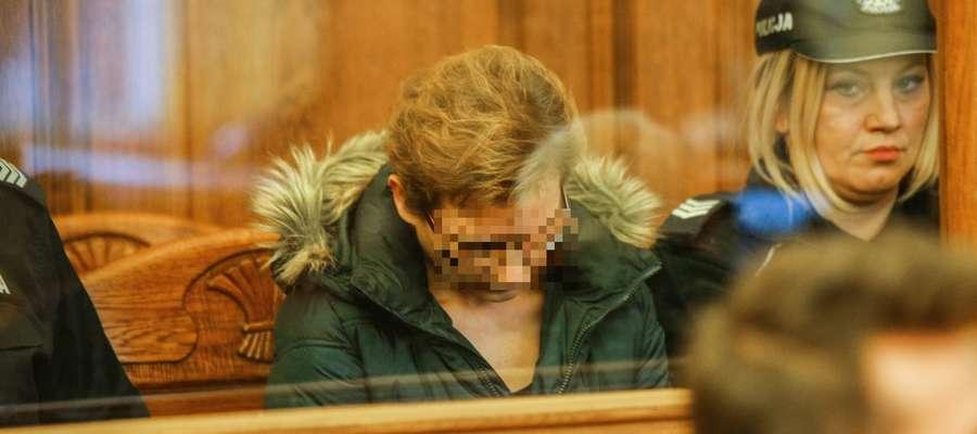 Zabiła troje dzieci, ich ciała trzymała w zamrażalniku. Lucyna D. prawomocnie skazana