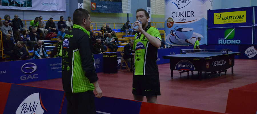 Pierwszy punkt w Toruniu dla Morlin wywalczył Robin Devos