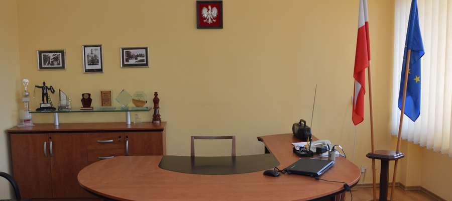 Do czasu wybrania nowego gospodarza gminy Olecko w gabinecie burmistrza będzie zasiadał Krzysztof Marek Kosewski
