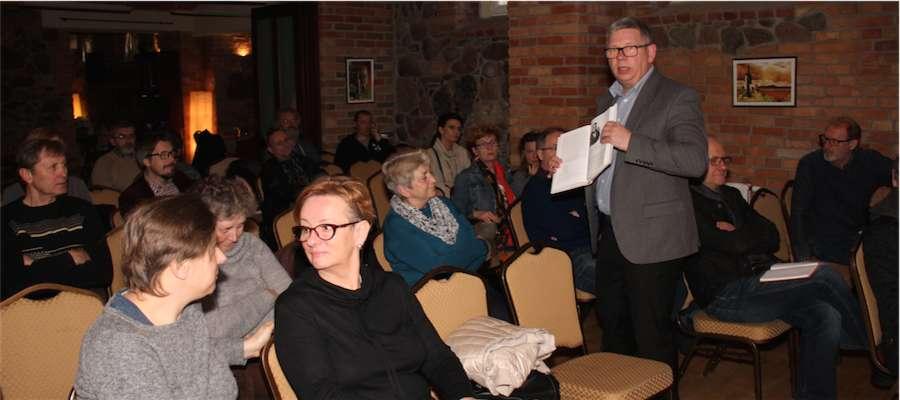 Spotkanie z historią w Hotelu Masovia w Giżycku