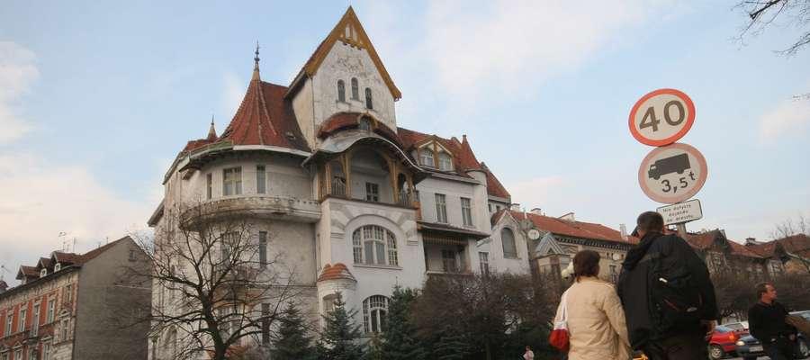 Kaminica Naujacka, siedziba Miejskiego Ośrodka Kultury w Olsztynie