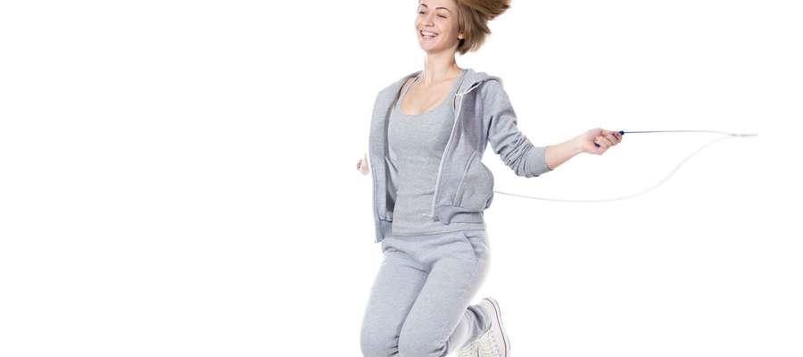 Jak skakać na skakance i dbać o figurę?
