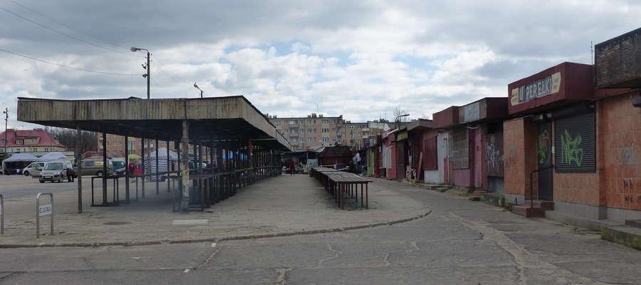 Targowisko miejskie w Elblągu