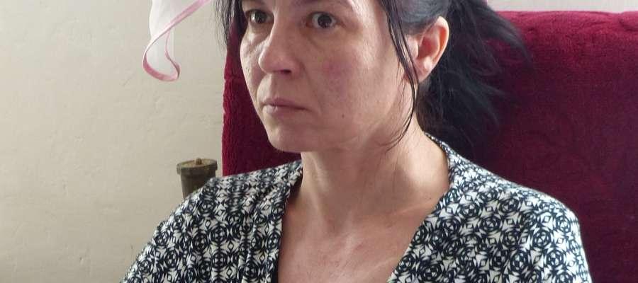 Małgorzata Kosecka choruje od niemal 20 lat. Dwa razy odmówiono jej pieniędzy z PEFRON, na przystosowanie łazienki