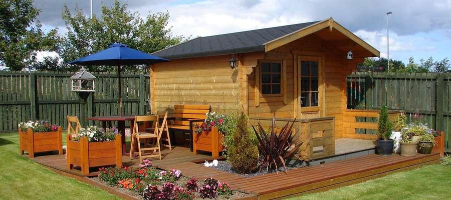 Zaimpregnuj drewniane meble ogrodowe
