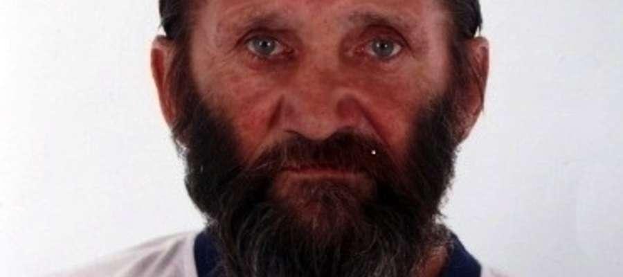 Zaginiony Jerzy Reikowski