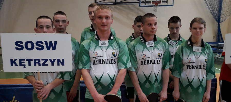 Reprezentanci SOSW z zawodów w Lidzbarku Warmińskim przywieźli dwa medale