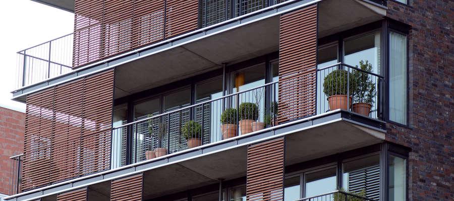Kupując mieszkanie, dobrze obejrzyj balkon