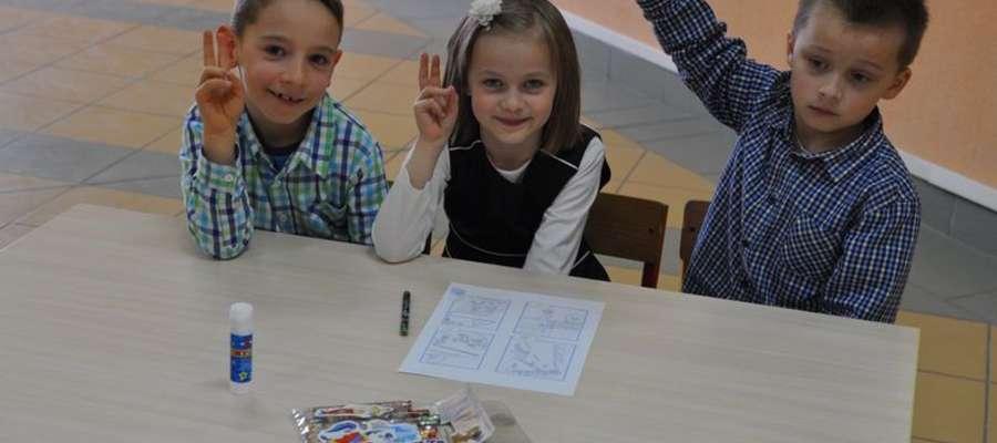 Rywalizację wygrały dzieci ze szkoły w Gwiździnach