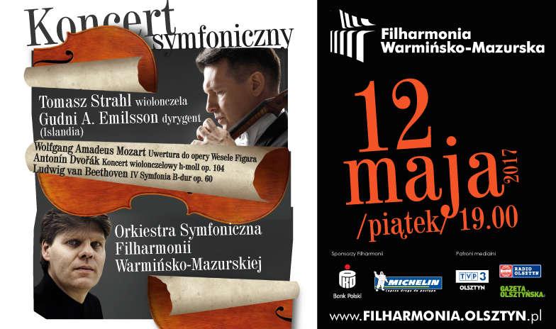 Mozart, Dvořák, Beethoven w Filharmonii  - full image