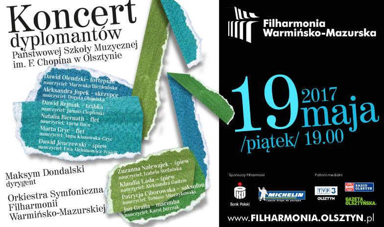 Koncert dyplomantów - full image