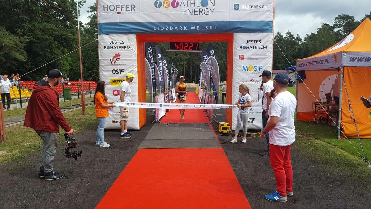 Triathlon w Lidzbarku w lipcu!  - full image