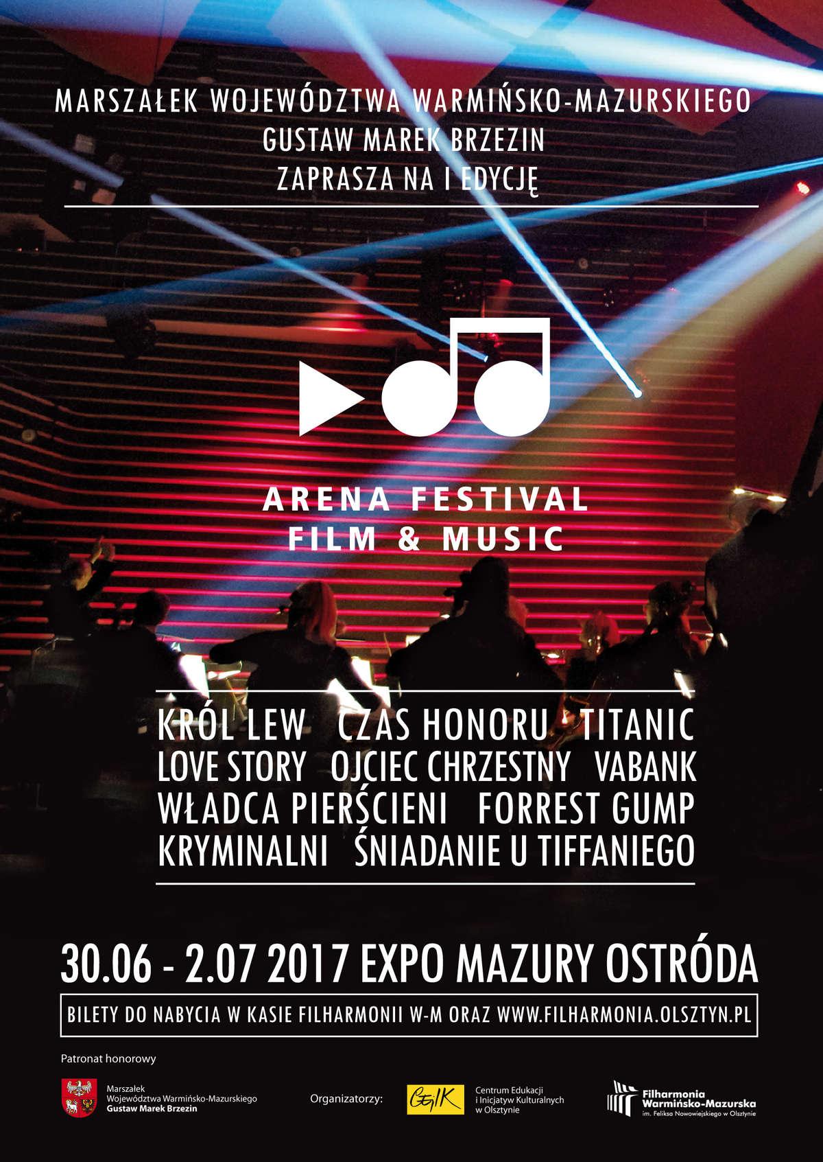 Trzy dni święta muzyki filmowej w EXPO Mazury w Ostródzie - full image