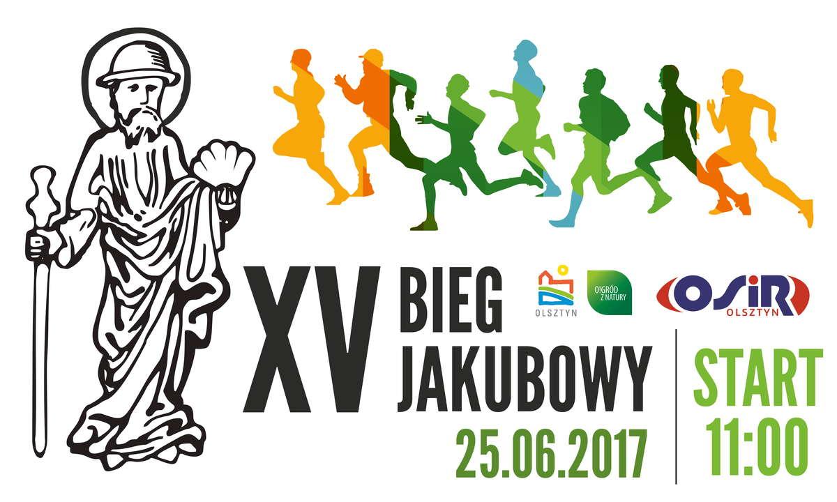 XV Bieg Jakubowy - zapisy i trasa - full image