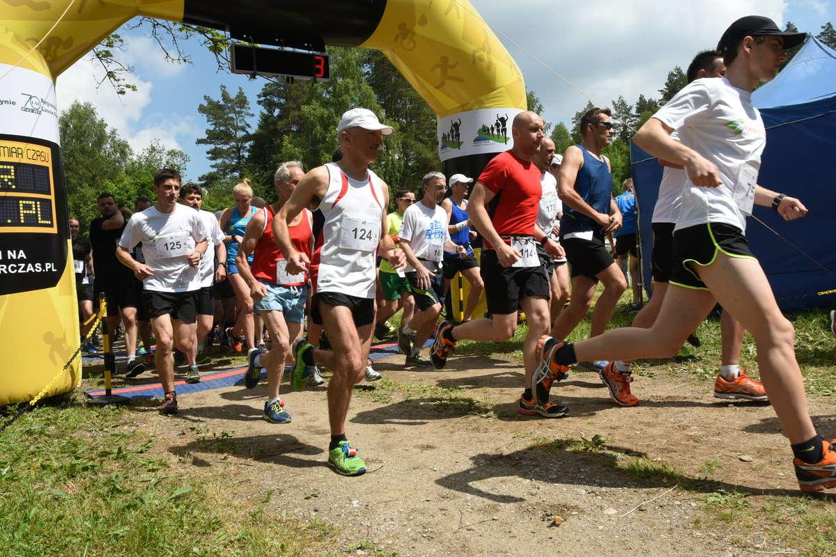 Bieg po Wichrowskich Lasach  - full image