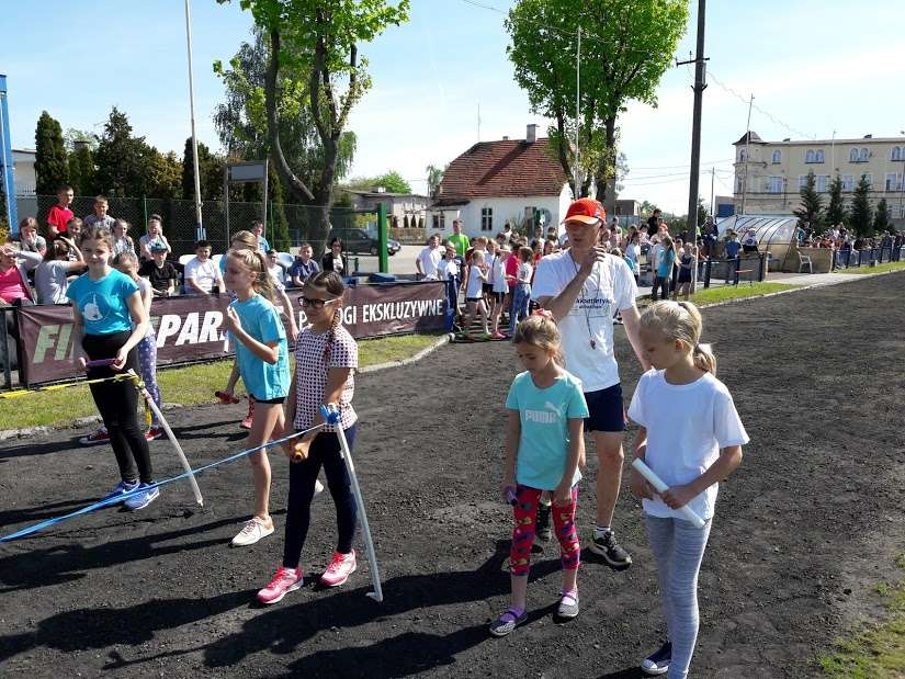 Rywalizowali uczniowie szkoły przy ul. Jagiellońskiej
