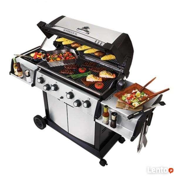 Grill jako kuchnia letnia - full image