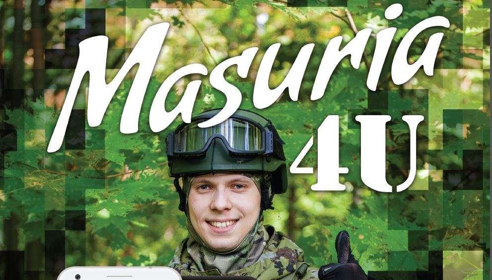 Aplikacja dla turysty Masuria 4 you - full image
