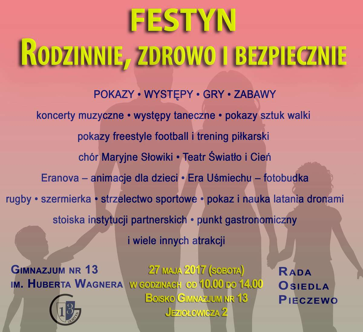 Festyn na Dni Rodziny - full image
