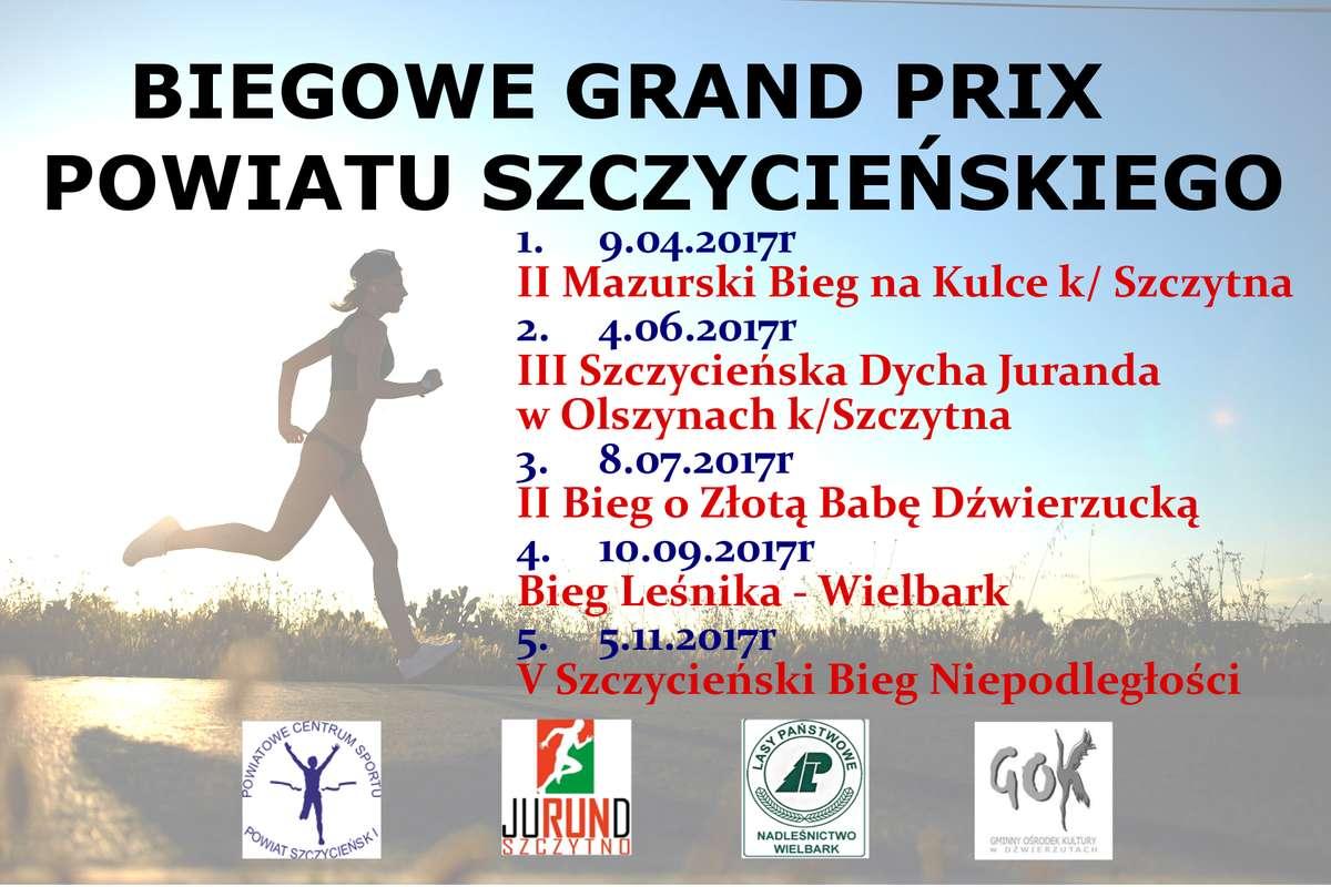 Biegowe Grand Prix Powiatu Szczycieńskiego - full image