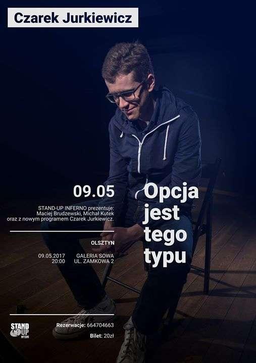 Stand-Up Inferno prezentuje: NOWY Jurkiewicz i Michał Kutek! - full image