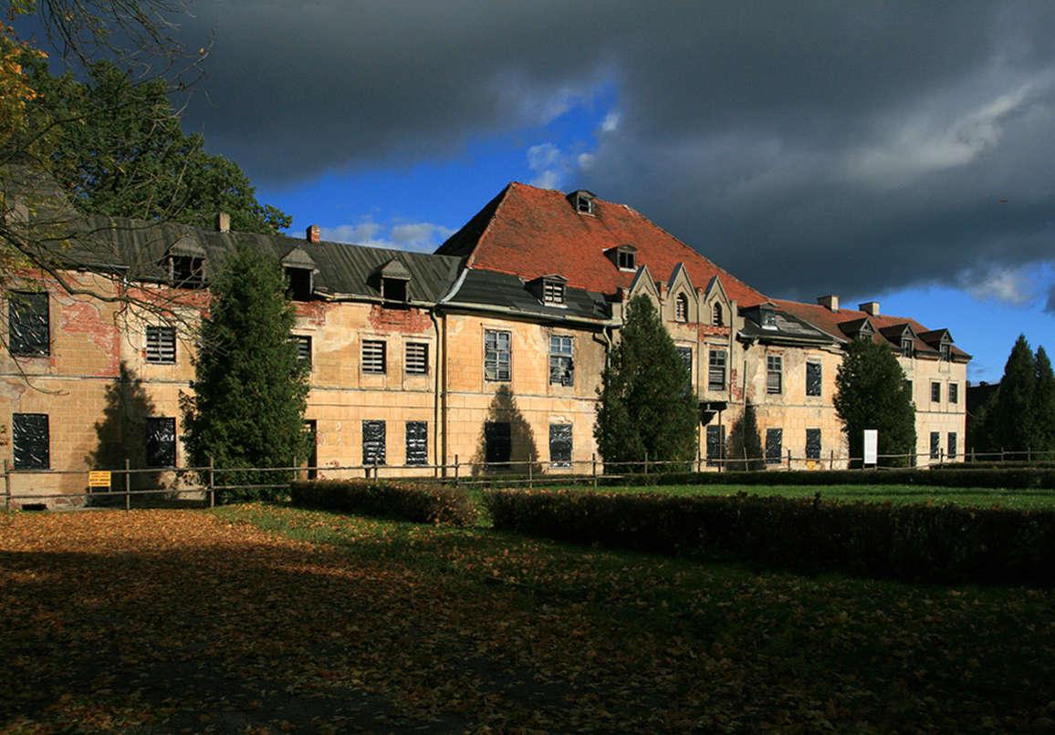Pałac w Sztynorcie  - full image