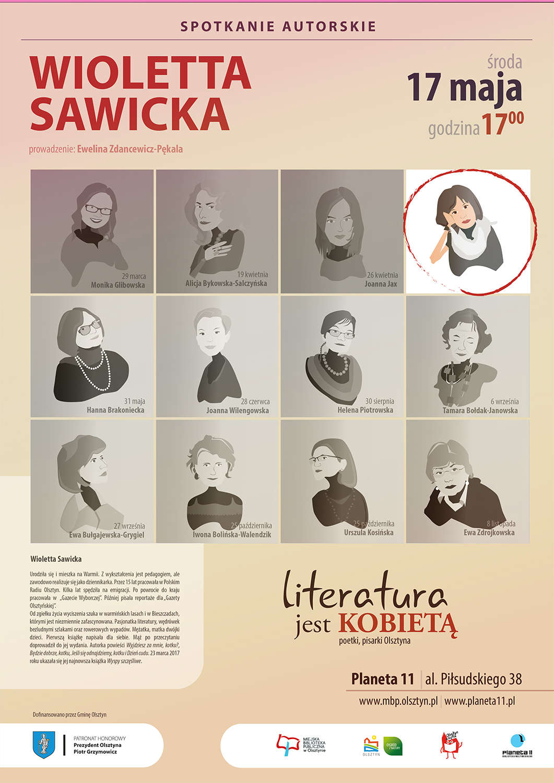 """""""Literatura jest kobietą"""" – odsłona czwarta  - full image"""