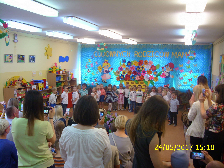 Dzień Mamy I Taty W Przedszkolu Publicznym Nr 2 Bartoszyce