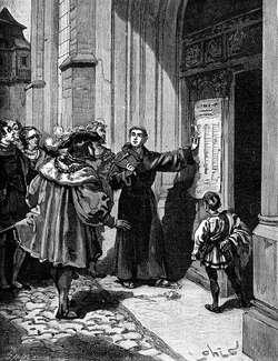 Piskie obchody 500-lecia Reformacji