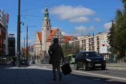 UWAGA! Działalność instytucji miejskich w Olsztynie w związku z ...