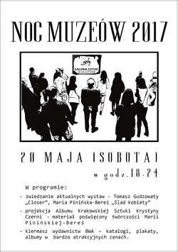 Noc Muzeów w BWA w Olsztynie
