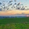 Zdjęcie Tygodnia. Wschód słońca koło Bisztynka
