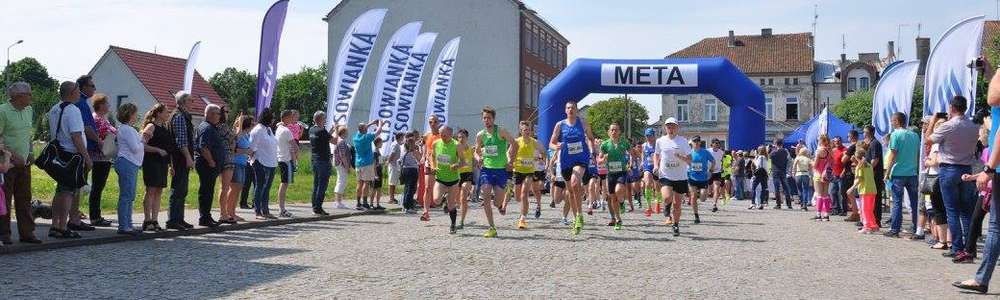 Grand Prix Granicy Warmii i Mazur, tym razem bieg w Dąbrównie