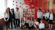 Obchody rocznicy uchwalenia  Konstytucji 3Maja w szkole w Bezledach