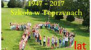 70 lat szkoły w Toprzynach