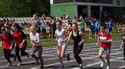 Lekkoatletyka. Mistrzostwa powiatu juniorów młodszych i juniorów