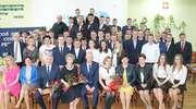 Pożegnanie maturzystów w Zespole Szkół Zawodowych im. ks. Edmunda Domańskiego w Iłowie [zdjęcia]