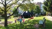 Mobilne Planetarium Cassiopeia w przedszkolu