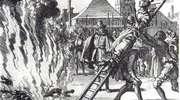 W Reszlu na Warmii płonął ostatni stos