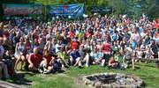 Blisko 800 rowerzystów wjechało na szczyt Góry Dylewskiej [zdjęcia]