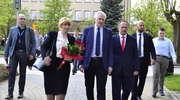 Jarosław Gowin odwiedził Olecko
