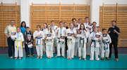Dziewięć medali karateków BKKK podczas otwartych mistrzostw Warmii i Mazur w Ełku