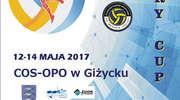 II Międzynarodowy Turniej Piłki Siatkowej  MAZURY CUP 2017