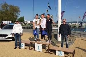 Dwie iławianki na podium Pucharu PZŻ w klasie laser radial!