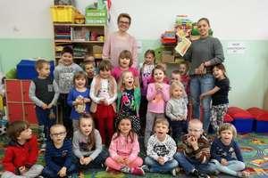 Dbamy o zdrowie w Punkcie Przedszkolnym w Niechłoninie [zdjęcia]