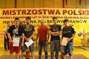 Zawodnicy Zamku w Kielcach