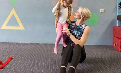 Aktywne fikanie z maluchem, czyli ćwicz z dzieckiem