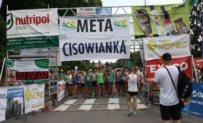 Biegacze - kierunek Olsztynek. Zapisz się na bieg!