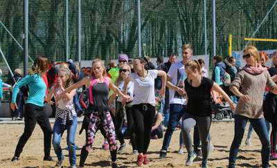 Zaplanuj majowy weekend w Olsztynie! Trzy dni na sportowo!