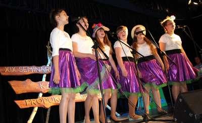 Kochane Bachorki wystąpiły podczas XIX Seminarium Ekologicznego